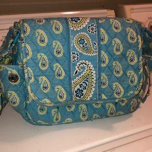 Barely used VERA BRADLEY bag